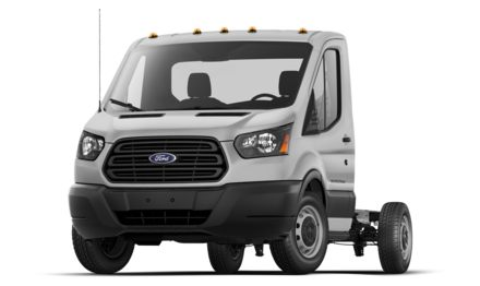 2019 Ford Transit-350 Cab Chassis Base