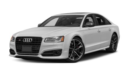 2018 Audi S8 4.0T Plus