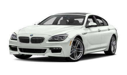 2018 BMW 650 Gran Coupe i xDrive