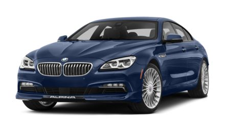 BMW B6 Gran Coupe