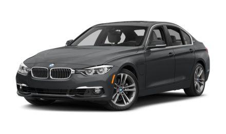 2017 BMW 330e Base