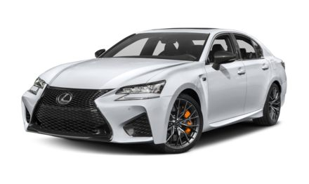 2018 Lexus GS F Base