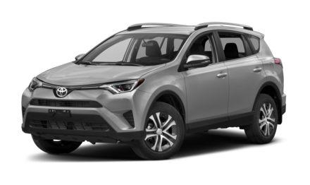 2017 Toyota RAV4 LE