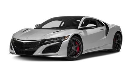 2018 Acura NSX Base