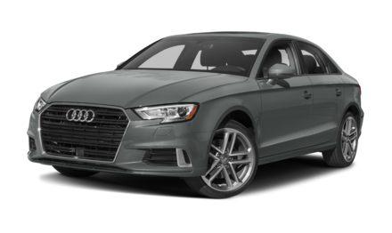 2018 Audi A3 2.0T Komfort