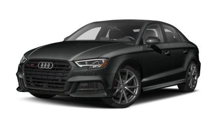 2019 Audi S3 2.0T Progressiv