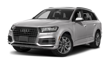 2019 Audi Q7 45 Komfort