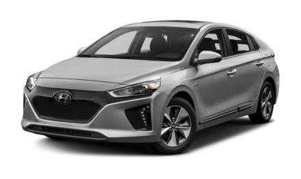 2018 Hyundai Ioniq EV SE