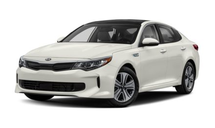 2020 Kia Optima Hybrid LX