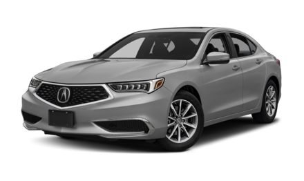 2018 Acura TLX Base (DCT)
