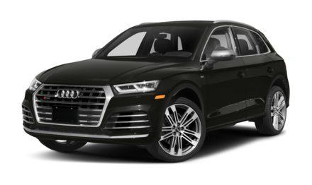 2019 Audi SQ5 3.0T Progressiv