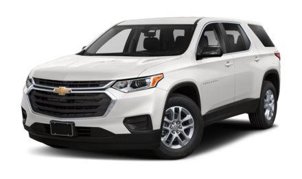 2022 Chevrolet Traverse LS