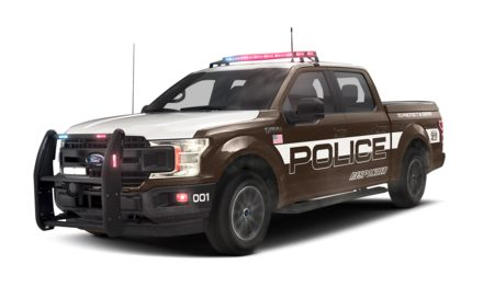 2019 Ford F-150 Police Responder XL