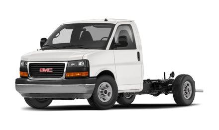 2019 GMC Savana Cutaway Work Van