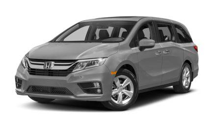 2018 Honda Odyssey EX-L w/RES