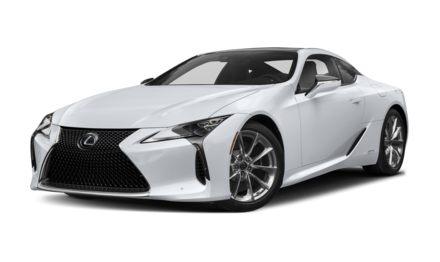 2020 Lexus LC 500h Base