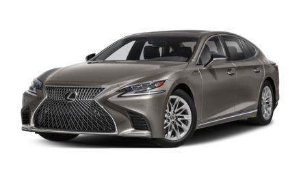 2018 Lexus LS 500 L