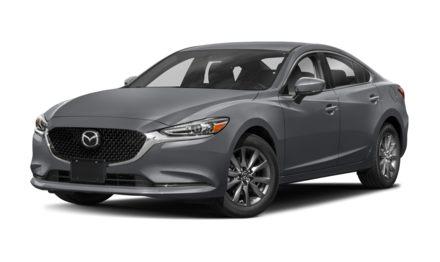 2018 Mazda 6 GS