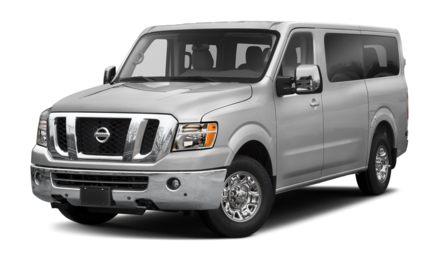 2020 Nissan NV Passenger NV3500 HD SV V6