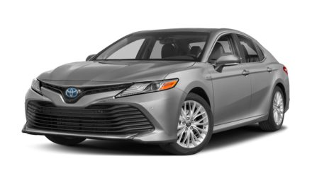 2019 Toyota Camry Hybrid LE