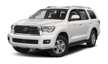 2019 Toyota Sequoia Limited 5.7L V8