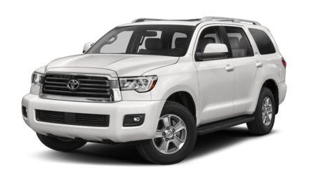 2019 Toyota Sequoia Platinum 5.7L V8