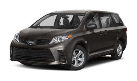 2019 Toyota Sienna 7-Passenger