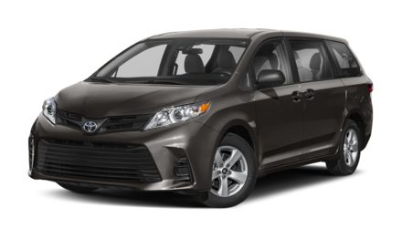 2020 Toyota Sienna 7-Passenger