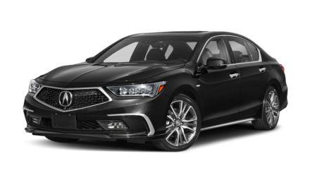 2019 Acura RLX Sport Hybrid Elite