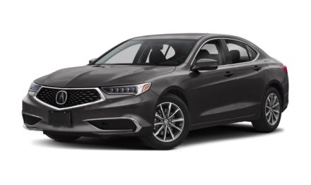 2019 Acura TLX Base (DCT)