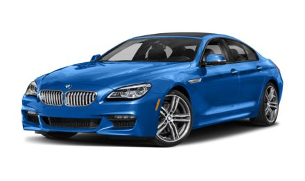 2019 BMW 650 Gran Coupe i xDrive