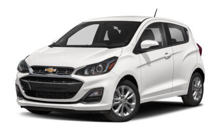 2022 Chevrolet Spark LS Manual