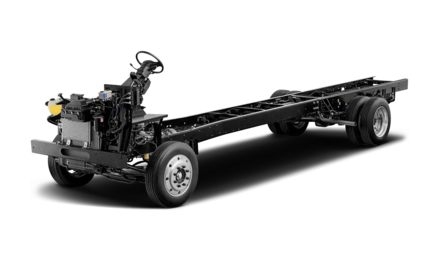 2019 Ford F-53 Motorhome Chassis Base