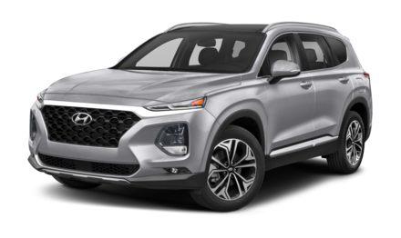 2020 Hyundai Santa Fe Essential 2.4