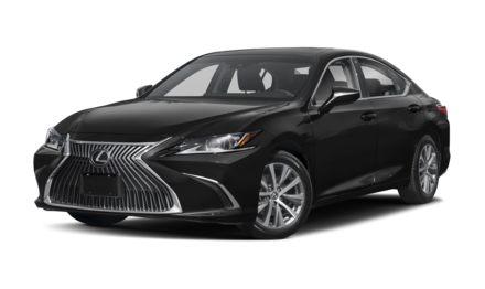 2019 Lexus ES 350 Signature