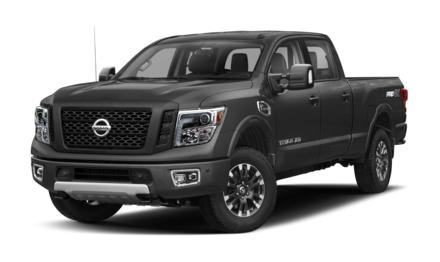 2019 Nissan Titan XD PRO-4X Diesel