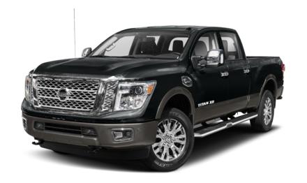 2019 Nissan Titan XD Platinum Reserve Diesel