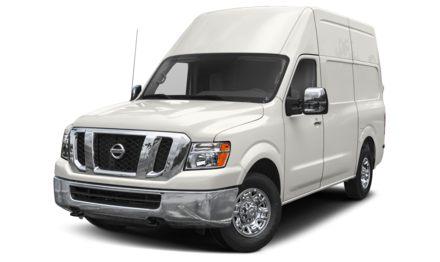 2019 Nissan NV Cargo NV3500 HD SV V8