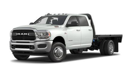 2019 RAM 3500 Chassis Cab 4491 kg (9900 lb) GVWR Tradesman/SLT/Laramie/Limited