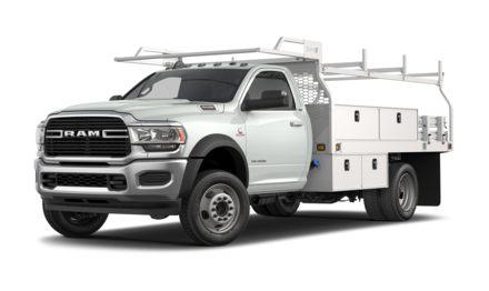 2019 RAM 4500 Chassis Tradesman/SLT/Laramie/Limited