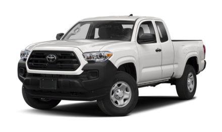 2019 Toyota Tacoma SR+