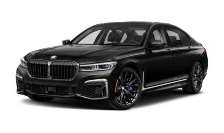2020 BMW M760 Li xDrive