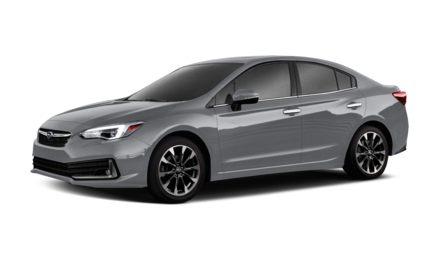 2020 Subaru Impreza Convenience