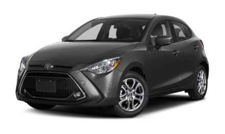 2020 Toyota Yaris Base