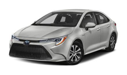 2020 Toyota Corolla Hybrid Base