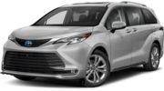 2021 - Sienna - Toyota