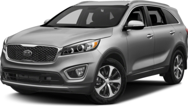 New Kia Sorento Texas