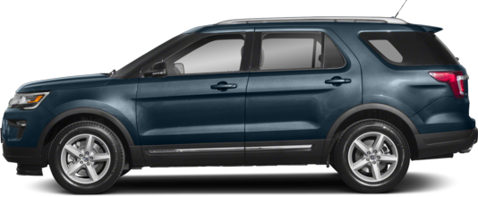 New 2018 Ford Explorer Gary IN
