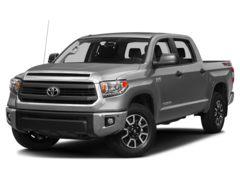 2016 Toyota Tundra  4X4 SR5 Crew Max 5.7 V8