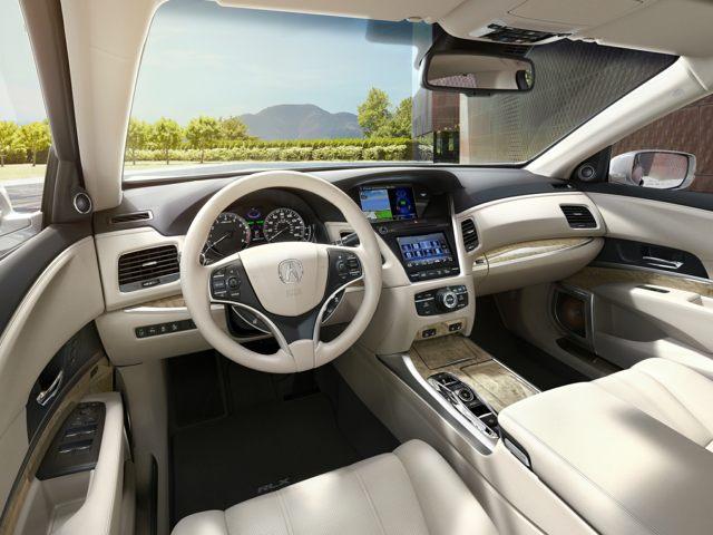 2019 Acura RLX Sport Hybrid Base w/Advance Package